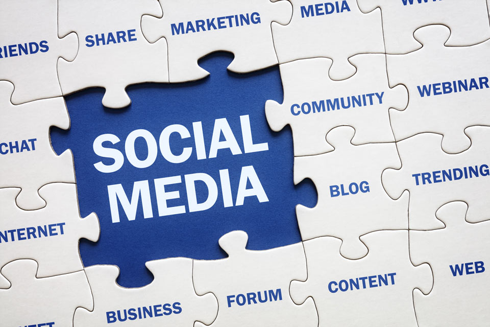 Social media management services from Apostrophe - a marketing agency in Erbil